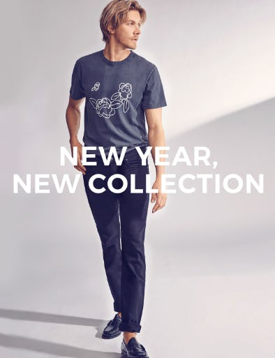 New Year, New Collection from 7 for All Mankind