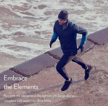 Embrace the Elements With Our New Run Gear from lululemon