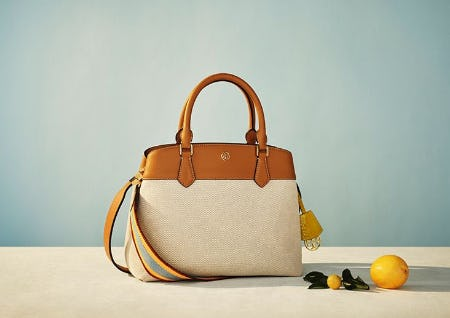 8acc07008db0 The Robinson Tote at Tory Burch
