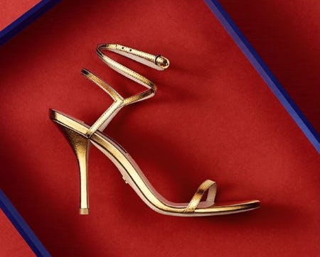 Introducing Our Holiday 2019 Collection from STUART WEITZMAN