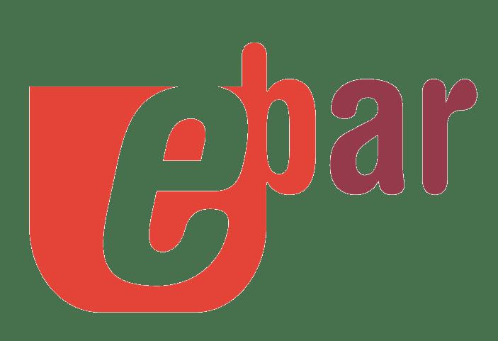 E 바 (Ebar) Logo