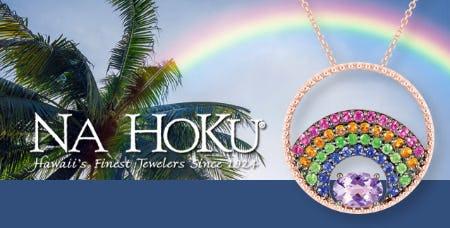 Stunning Island Colors from Na Hoku, Hawaii's Finest Jewelers 1924