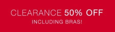 Clearance 50% Off from Cacique