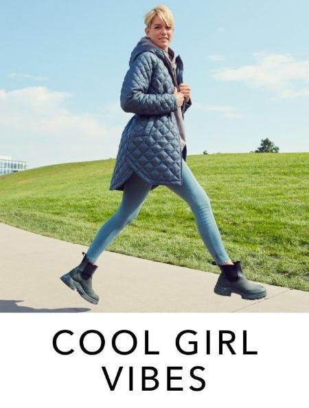 Cool Girl Vibes