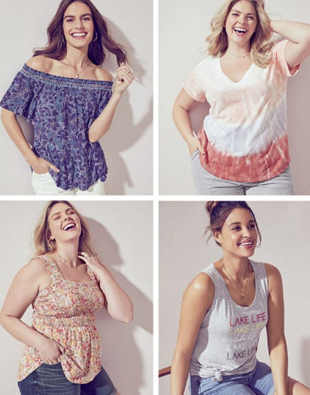 Shop New Arrivals from maurices