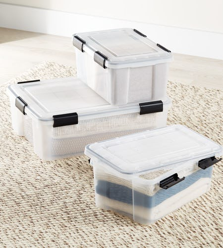 The Container Store Storage Sale