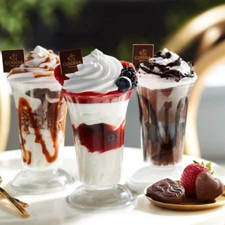 Happy Hour at GODIVA!