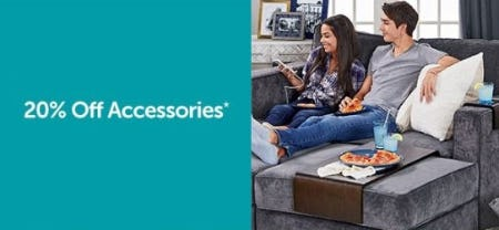 20% Off Accessories from Lovesac