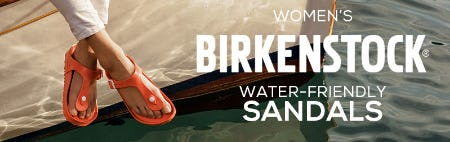 Women's Birkenstock Water-Friendly Sandals from Sun & Ski Sports