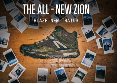 The All-New Zion from Merrell