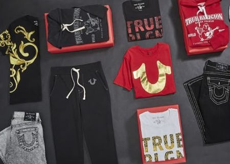 Hot Arrivals from True Religion from Eblens Clothing and Footwear
