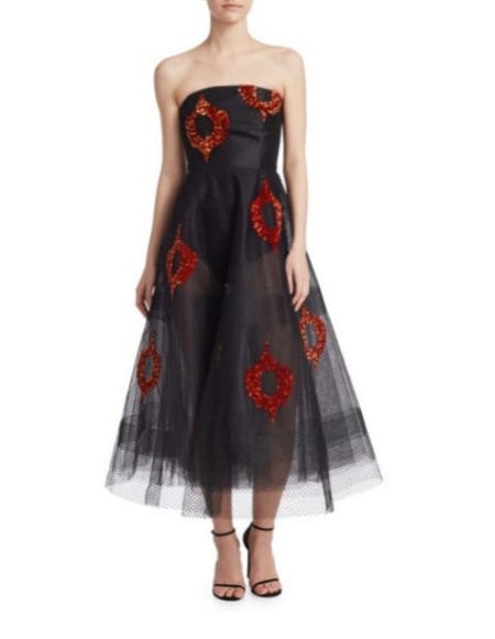 Sachin & Babi Bazaar A-Line Dress from Saks Fifth Avenue