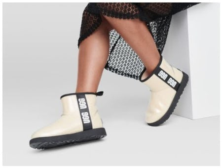 Back in Stock: The Classic Clear from Ugg