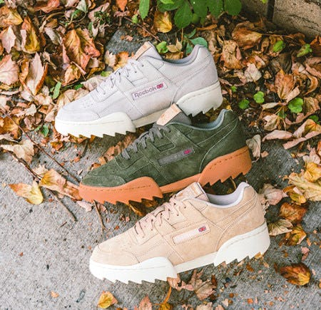 Meet the Reebok Workout Ripple Collection