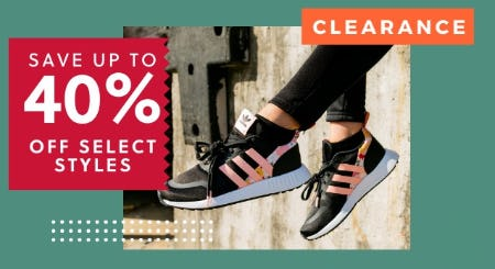 Up to 40% Off Clearance from Hibbett Sports