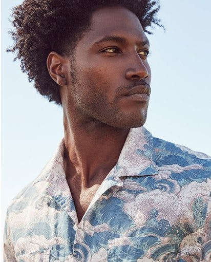 Meet the New Liberty X J.Crew Shirts from J.Crew-on-the-island