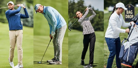 Layer Up for Chilly Rounds from Golf Galaxy