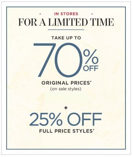 Up to 70% Off Sale from A Pea In The Pod, Maternity Redefined