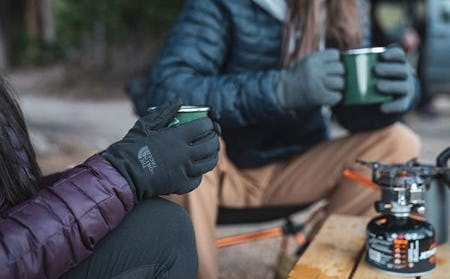 The North Face Gloves: A touch Above the Rest
