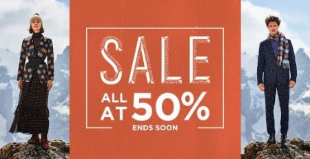 Sale: All at 50% Off from Scotch & Soda