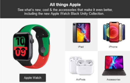 All Things Apple from Target