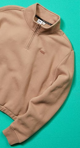 All New ComfyCush Sweats from Vans