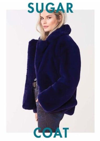 For the Coat Closet from Diane von Furstenberg