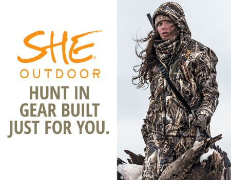SHE® Outdoor from Cabela's