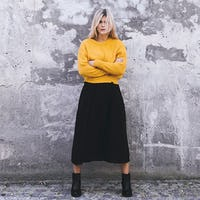 3 Ways to Style Chunky Knits