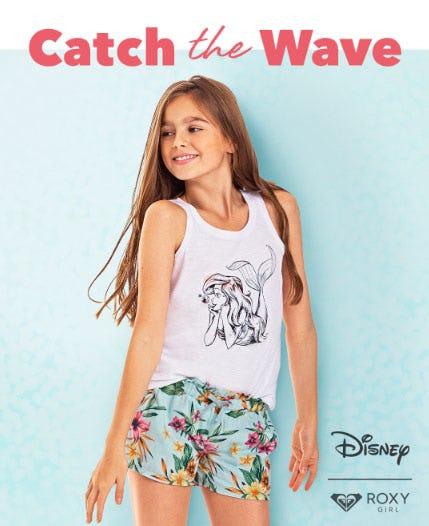 Catch The Wave from Disney Store