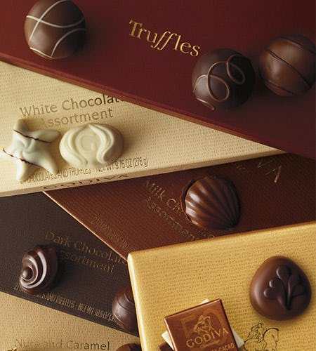 Become a Godiva Rewards Member!