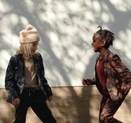 Fun-Loving Outfits from Scotch & Soda
