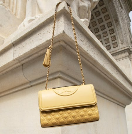 The Fleming Shoulder Bag from Tory Burch