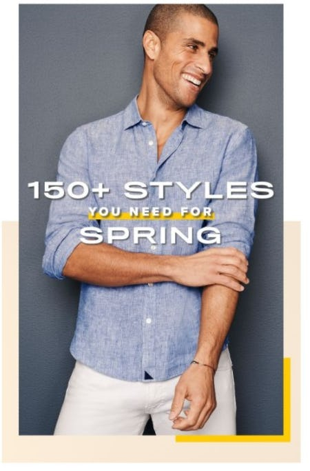 New Arrivals for Spring from UNTUCKit