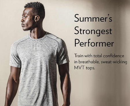 Shop Men's New Arrivals from lululemon
