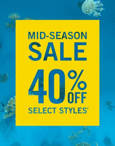 Mid-Season Sale from abercrombie