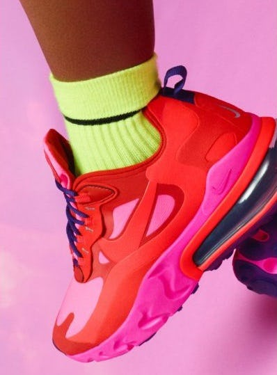Fresh Air Max 270 React Colors from Nike