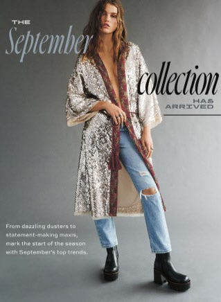 The September Collection Has Arrived from Free People