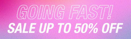 Sale Up to 50% Off from Garage