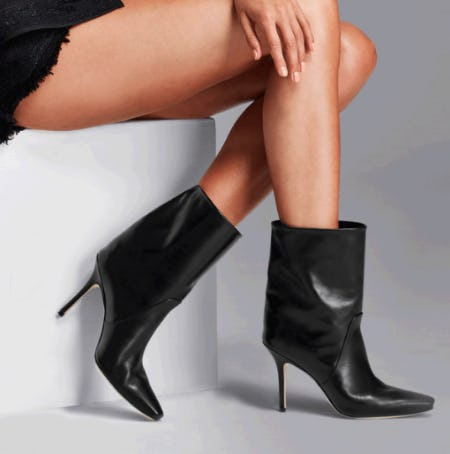 The Ebb Bootie from STUART WEITZMAN