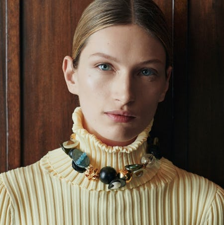 Jewelry as Art from Tory Burch