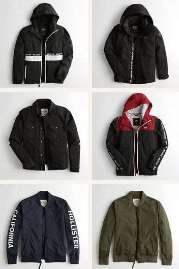 Shop New Jackets & Coats