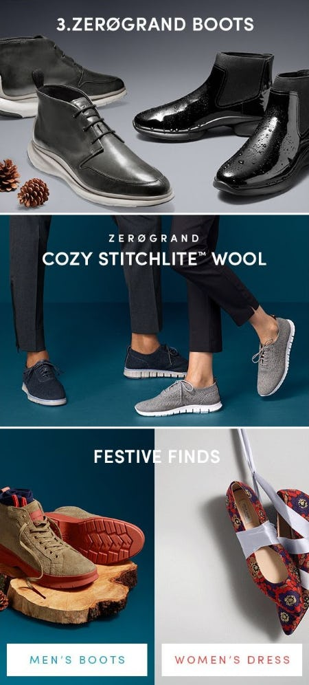 New November Arrivals Are In from Cole Haan