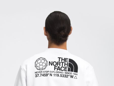 Introducing The Coordinates Collection from The North Face