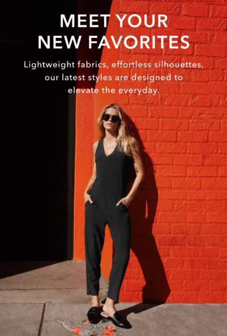 Meet Your New Favorites from Athleta