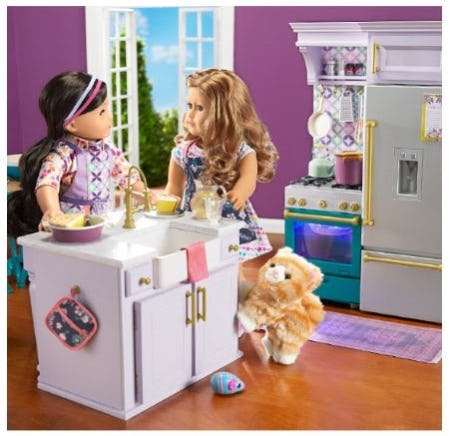 Your Dream Kitchen Awaits from American Girl