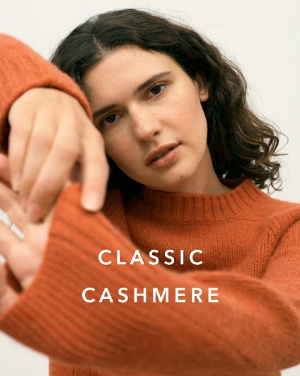 Our Classic Cashmere from Vince