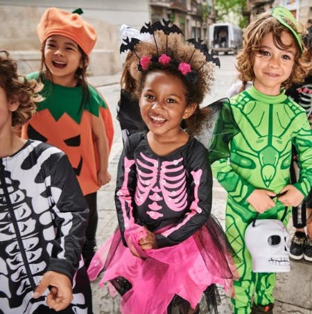 Kids Halloween Deal from H&M