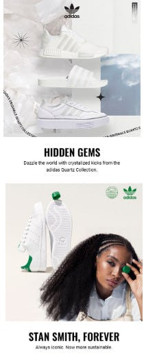 New adidas Women's Kicks Are Here from Champs Sports