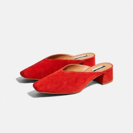 Summer's Backless Mules, Wedge Espadrilles & Point-Toe Pumps from TOPSHOP